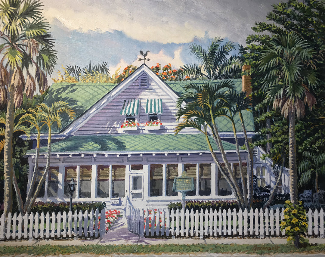 Palm Cottage