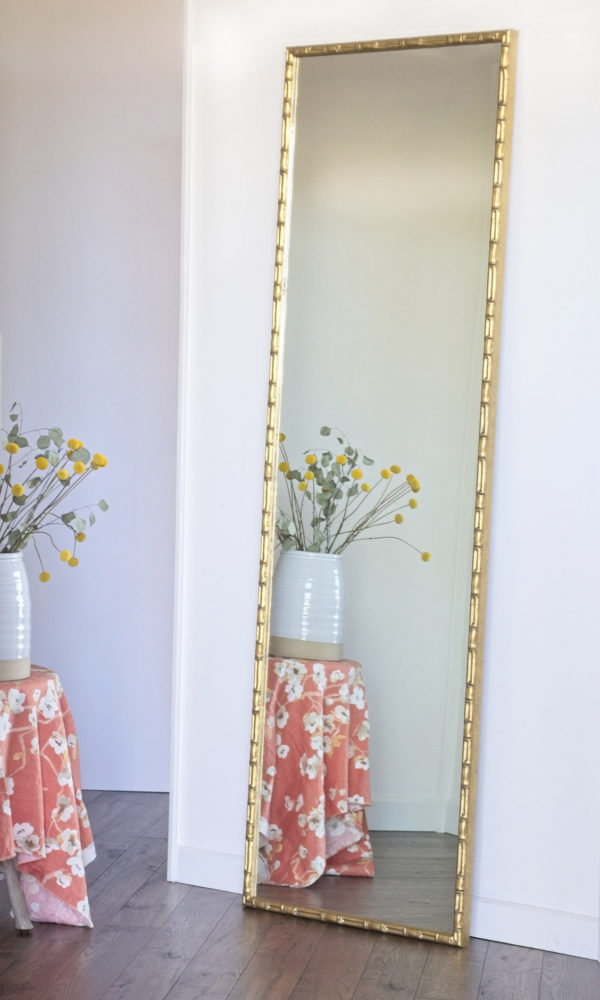 calusa gallery, custom mirrors, gold mirror
